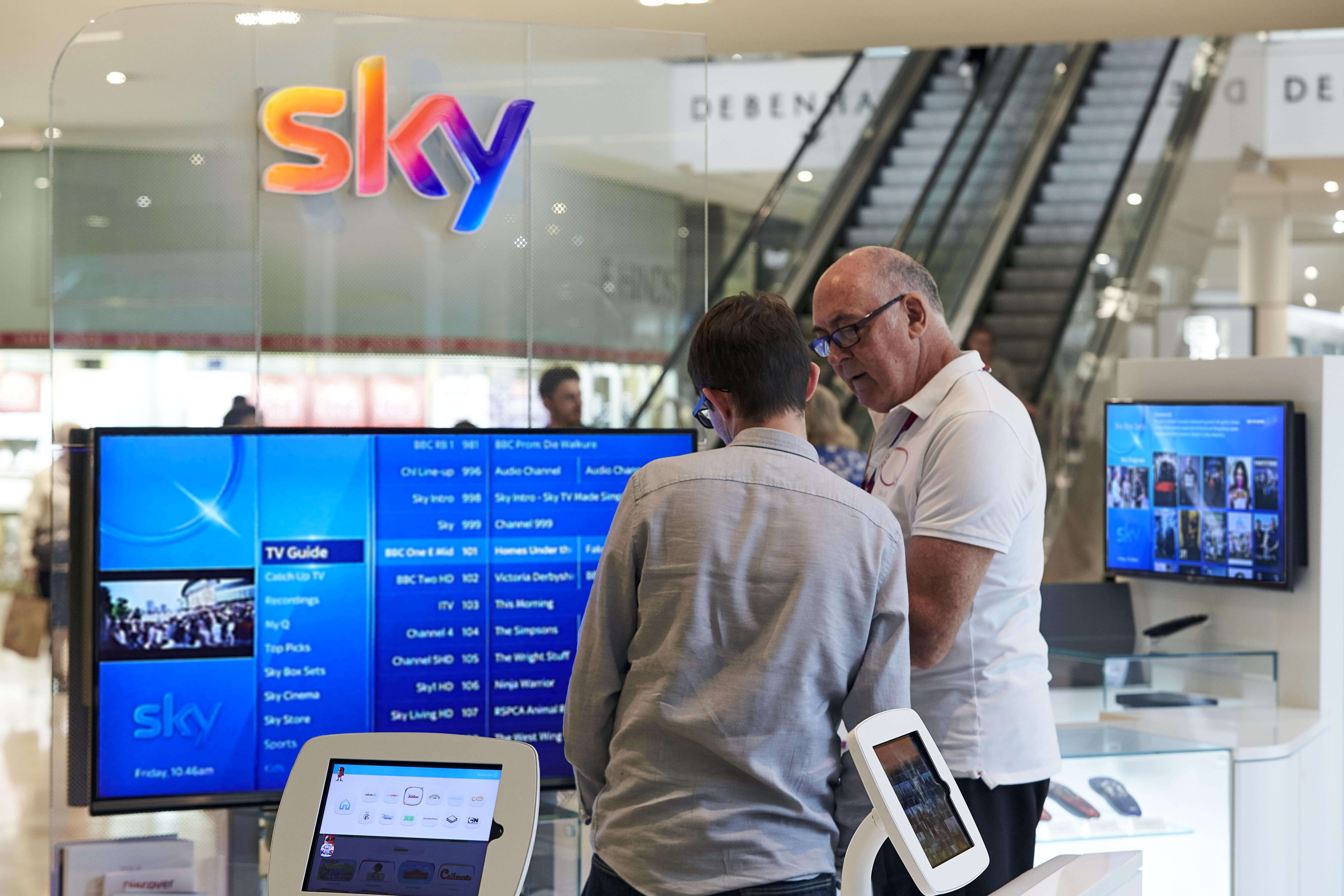 Sky Store Fulham